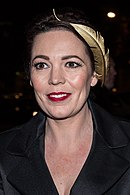 Photo of Olivia Colman at the 2014 British Independent Film Awards