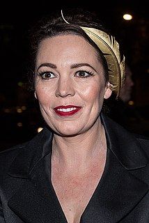 Olivia Colman English actress