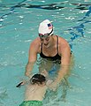 Olympian Allison Schmitt teaches kids to swim (34043300833).jpg
