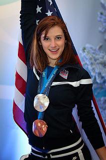 Katherine Reutter American speed skater