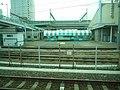 Omiya G-R-S-C Car body maintenance storehouse E north gate.jpg