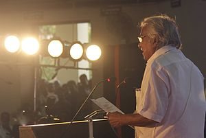 Oommen Chandy - Image: Oomman chandy