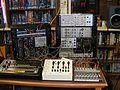 Oozitron's setup+SEM @ AHMW2010.jpg