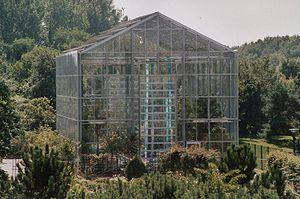 Botanical garden of Düsseldorf - Orangery