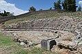 Orchomenos Boeotia AncientGreekTheater 0004 NorthView.jpg