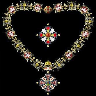 Order of St. Prince Lazar - Image: Orden Kneza Lazara