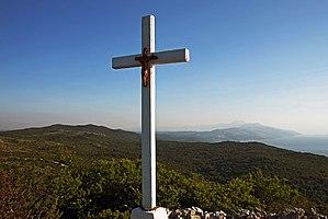 Skitača - Image: Orlec above Skitaca