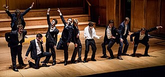 The Other Guys (University of St Andrews) - The Other Guys performing Ignition (Remix) at the Scottish A Cappella Championships in April 2014.