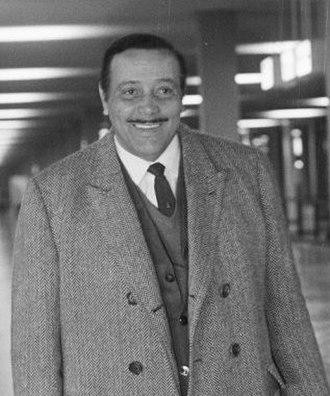 Otto Glória - Glória in 1969