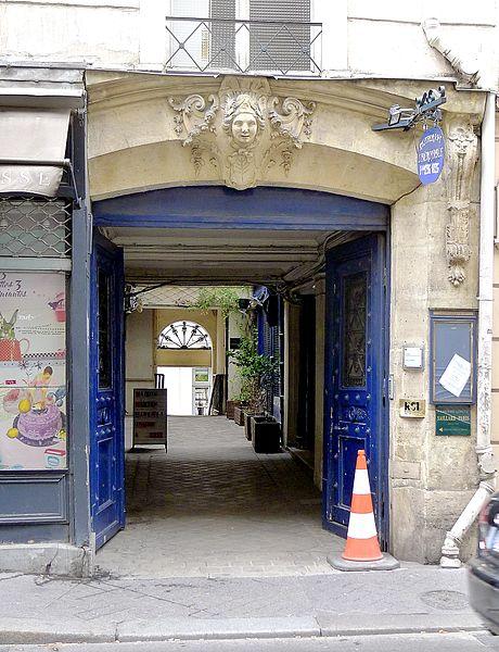 Fichier:P1050189 Paris Ier passage Potier rwk.JPG