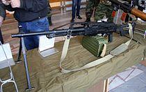 PKP Pecheneg Conscript day in Moscow 2011.jpg