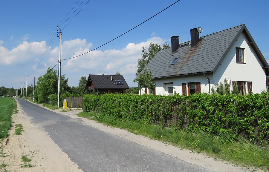 Powązki, Warsaw West County