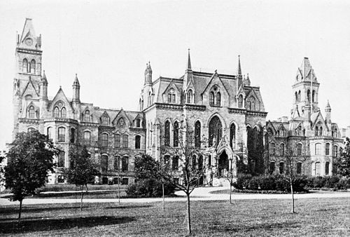 PSM V49 D464 University of pennsylvania college hall.jpg