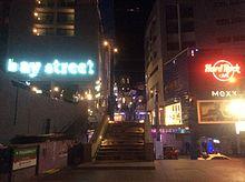 7f1f3e8f4ed96a Bay Street (entertainment complex) - Wikipedia