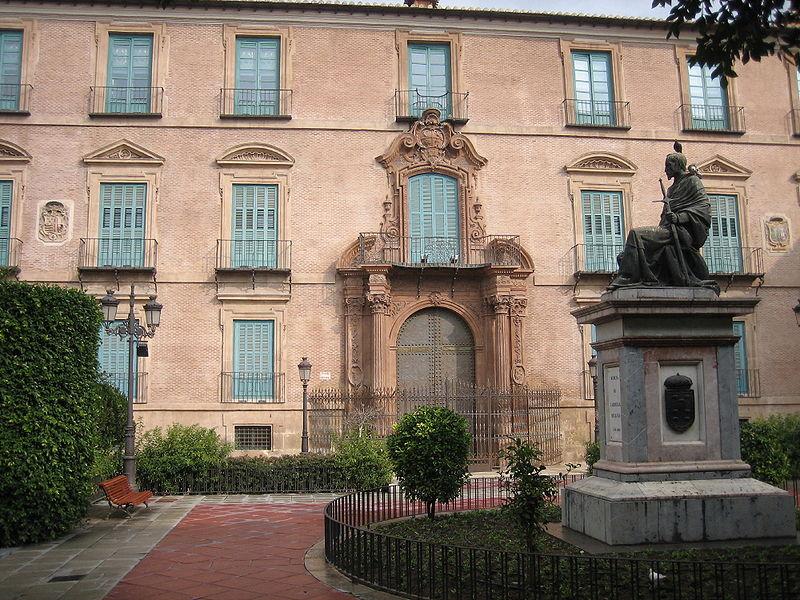 Španija  - Page 4 800px-Palacio_episcopal_de_Murcia