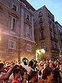 Palau de la Generalitat - Galop de la Mercè P1160510.JPG