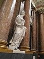 Palazzo Ducale salone maggior consiglio - decorazioni - statua 3.jpg