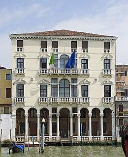 Palazzo Michiel dalle Colonne, Venice