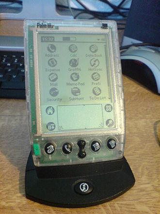 Palm IIIe - Palm IIIe Special Edition