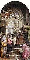 Palma il giovane - Presentation of Jesus Christ at the Temple - San Giorgio Maggiore.jpg