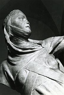 Margaret of Brabant daughter of John I, Duke of Brabant and Margaret of Flanders