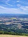 Paragliding in Tamborine Mountain, Queensland, Australia, 2020, 03.jpg