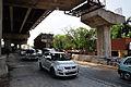 Parama-Park Circus Flyover Under Construction on John Burdon Sanderson Haldane Avenue - Kolkata 2012-05-03 0022.JPG