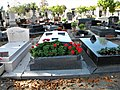 Paris, France. Cimetiere du Montparnasse. (PA00086638).jpg