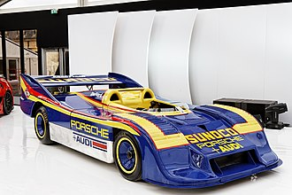 Can-Am - The Porsche 917/30 carried Mark Donohue to the 1973 championship.