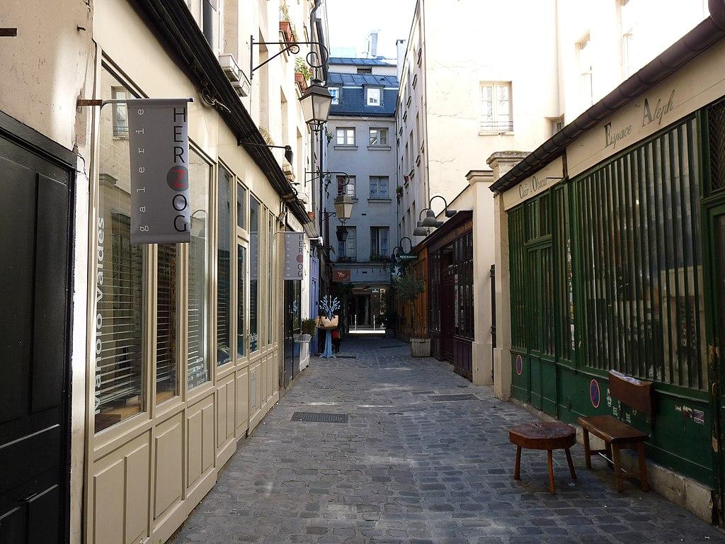 Passage Molière