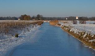 Park Lingezegen, bevroren sloot IMG 8063 2021-02-13 09.10.jpg