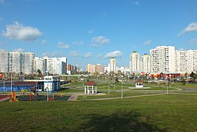 Park named after Artyom Borovik 28.09.2014 03.JPG
