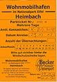 Parking ticket Wohnmobilhafen Heimbach 2012.jpg