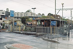 Pascoe Vale Northbound View Jan2015.JPG