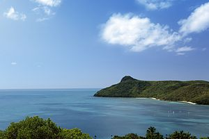 Hamilton Island (Queensland) - Passage Peak, the highest point on Hamilton Island