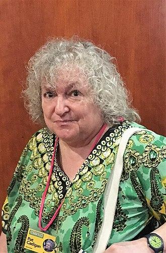 Pat Cadigan - Pat Cadigan in 2018