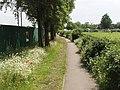 Path by Allen Gardens - geograph.org.uk - 823002.jpg
