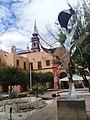 Patio del Centro Cultural Santa Rosa de Viterbo en Querétaro 03.jpg