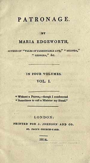 English: 1st edition title page