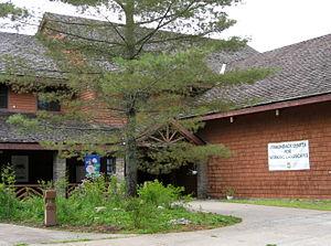 Adirondack Park Agency visitor interpretive centers - Paul Smith's College VIC