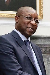 Paul Kaba Thieba Burkinabé politician and economist