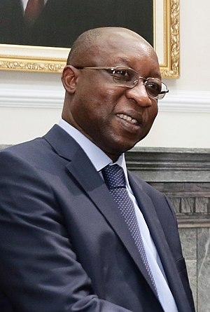 Paul Kaba Thieba - Image: Paul Kaba Thieba (cropped)