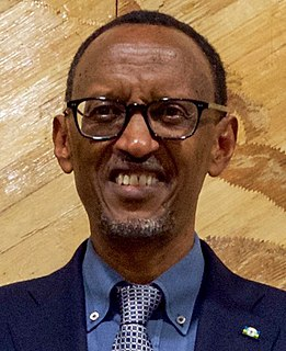 Rwandan politician