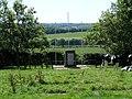 Paulton Arnhem Memorial with View Beyond - geograph.org.uk - 530902.jpg