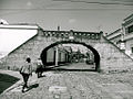 Pedestrian bridge, Quetzaltenango, Guatemala.jpg