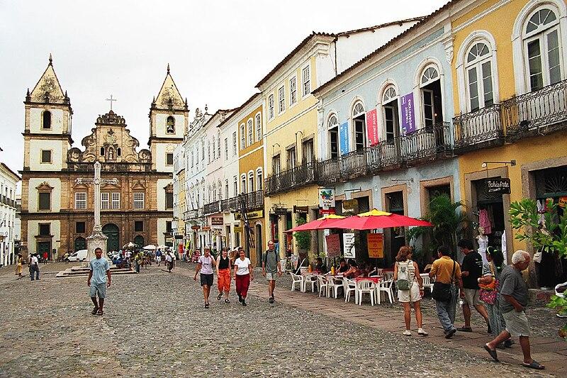 Ficheiro:Pelourinho, Salvador.jpg