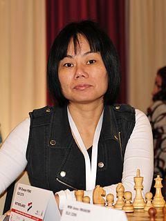 Peng Zhaoqin Chinese-born Dutch chess player