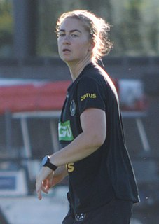Penny Cula-Reid Australian rules footballer