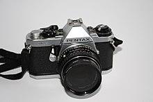 pentax me f wikipedia rh en wikipedia org Minolta Maxxum 7000 Asahi Pentax Me Camera