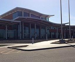 Peoria Airport Terminal